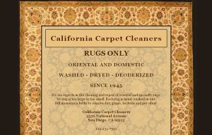 California Carpet Cleaners