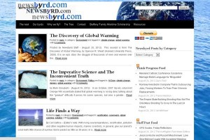 Newsbyrd Environmental News Magazine