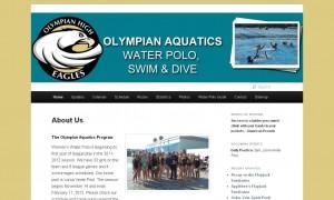 olympian aquatics