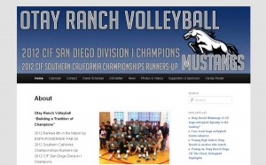 Otay Ranch Volleyball