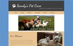 Sandy's Pet Care